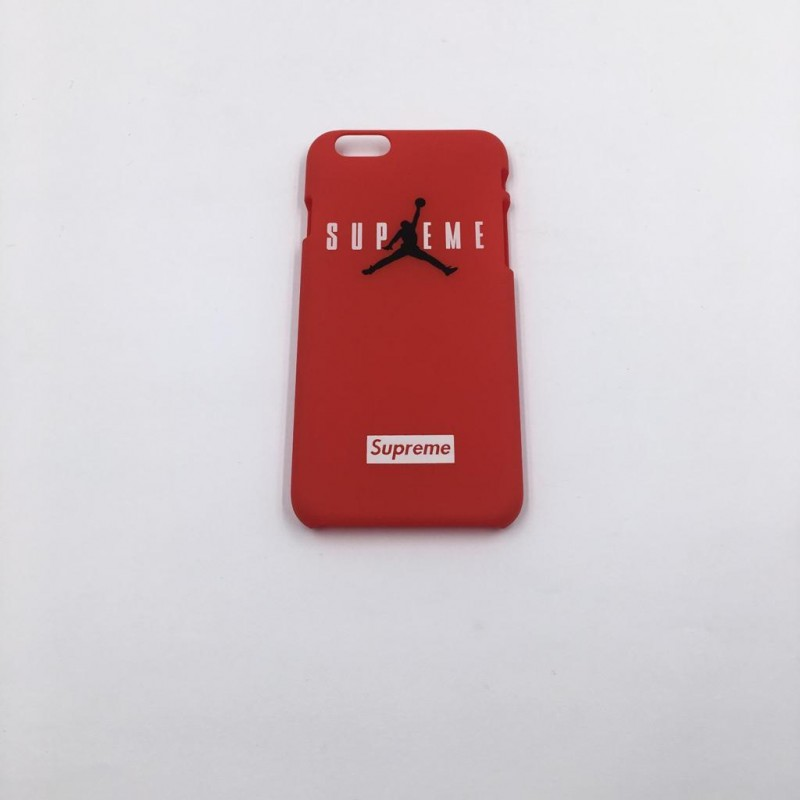 ad8b8ef54efbc Supreme x Jordan Iphone Case