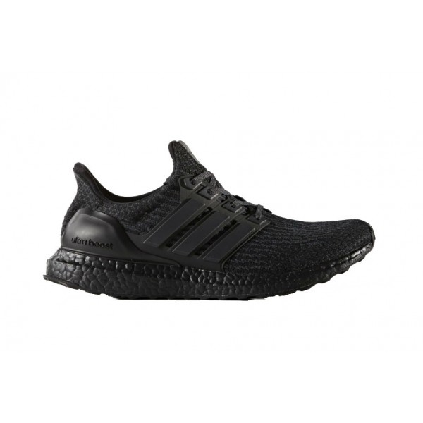 Ultra Boost Triple Black 3.0 (REAL BOOST cushioning)