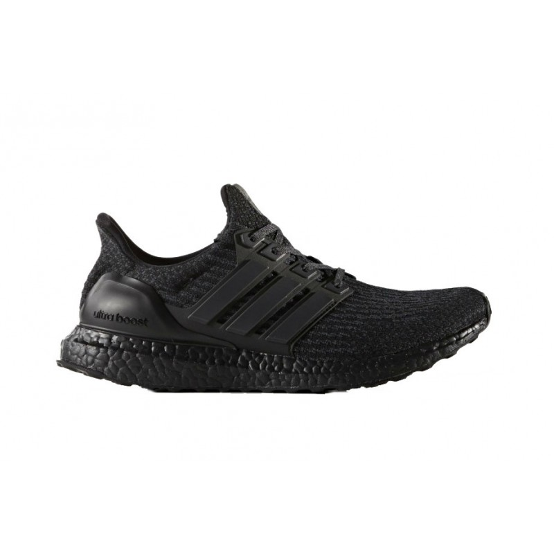 separation shoes adbf3 dbf5e Ultra Boost Triple Black 3.0 (REAL BOOST cushioning)