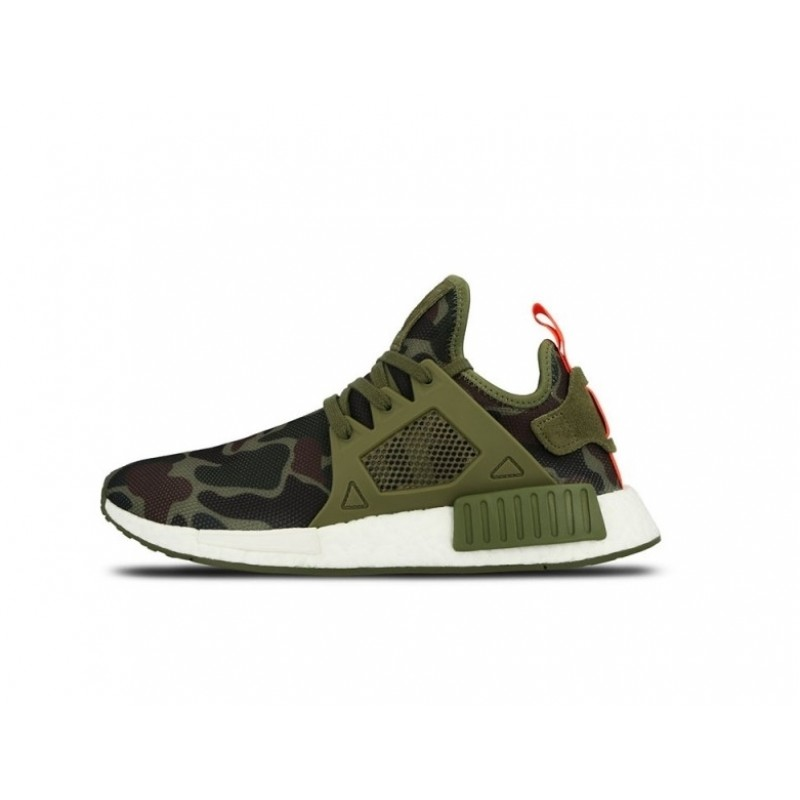 NMD XR1 OLIVE DUCK CAMO [REAL BOOST/PREMIUM MATERIALS]