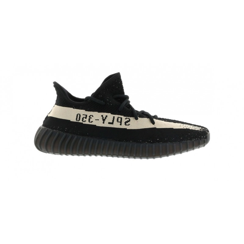 sale retailer 6ec5d 5e727 Yeezy Boost 350 V2 Black White [PREMIUM MATERIALS]