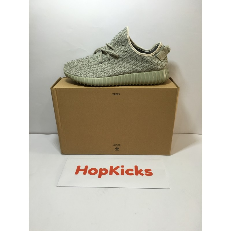 """dc76b8877a67f A First Detailed Look at the adidas Yeezy Boost 350 """"Moonrock"""