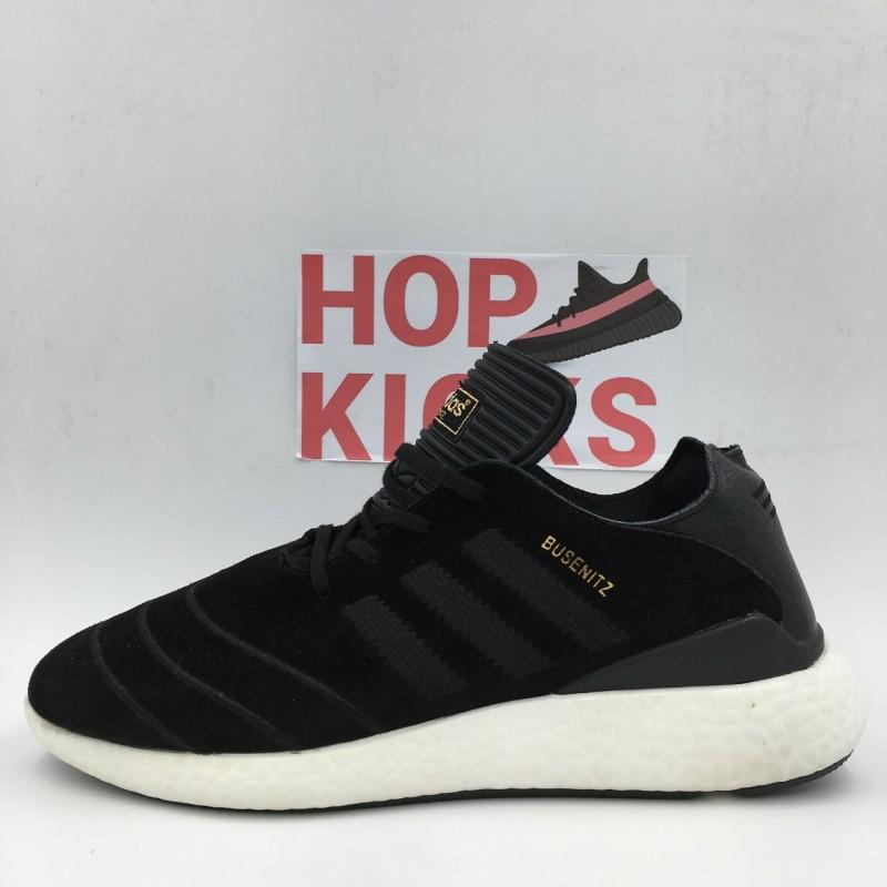 055915de0 Adidas Busenitz Pure Boost Black   SKATEBOARDING