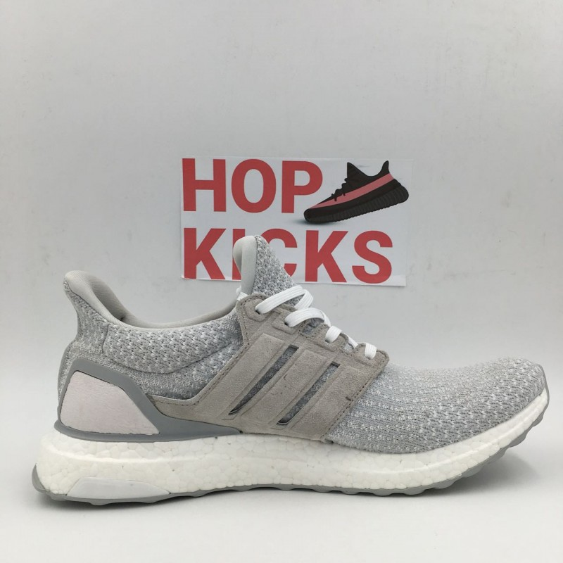 brand new 92219 74489 Ultra Boost 3.0 Reigning Champ Grey [REAL BOOST]