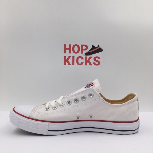 Converse Chuck Taylor All Star Low White [ TOP BATCH / PREMIUM MATERIALS ]