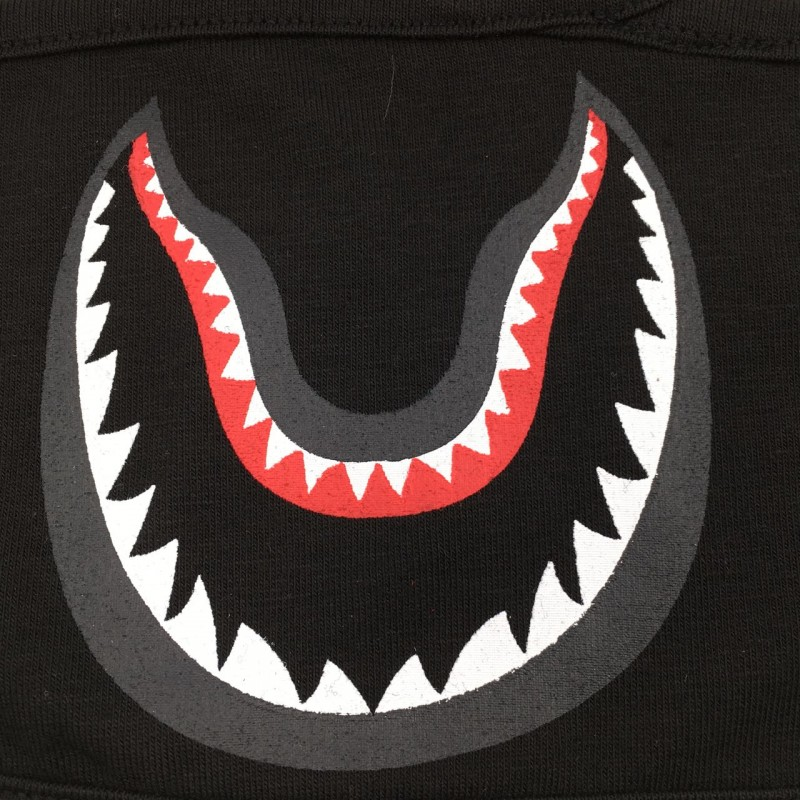 Bape Shark Black Face Mask FINAL BATCH TOP QUALITY
