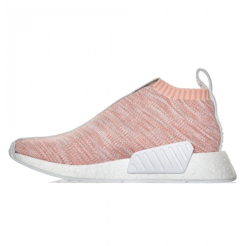 best sneakers da01b 4e526 KITH NAKED NMD CS2 CITY SOCK 2 CONSORTIUM SE PINK [ REAL BOOST / TOP  MATERIALS ]