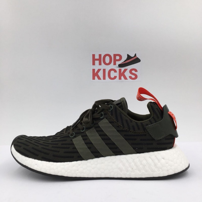 new concept 05384 f5a52 NMD R2 PK Atrovirens [ REAL BOOST / TOP MATERIALS ]