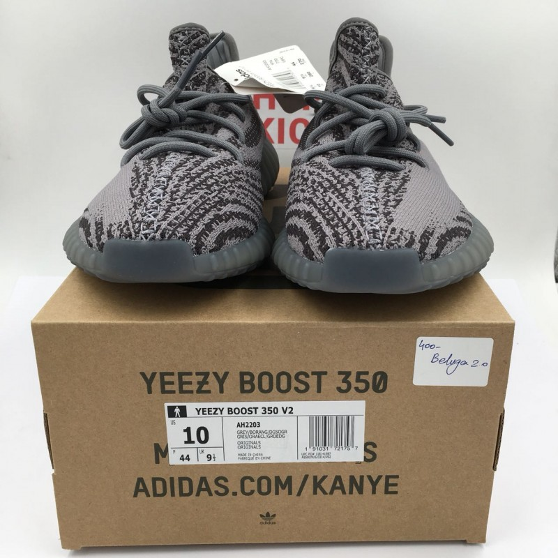 0fde016c2 Adidas Yeezy Boost 350V2 Real Boost Beluga 2.0   BATCH 2 TOP Materials    DOT Perfect