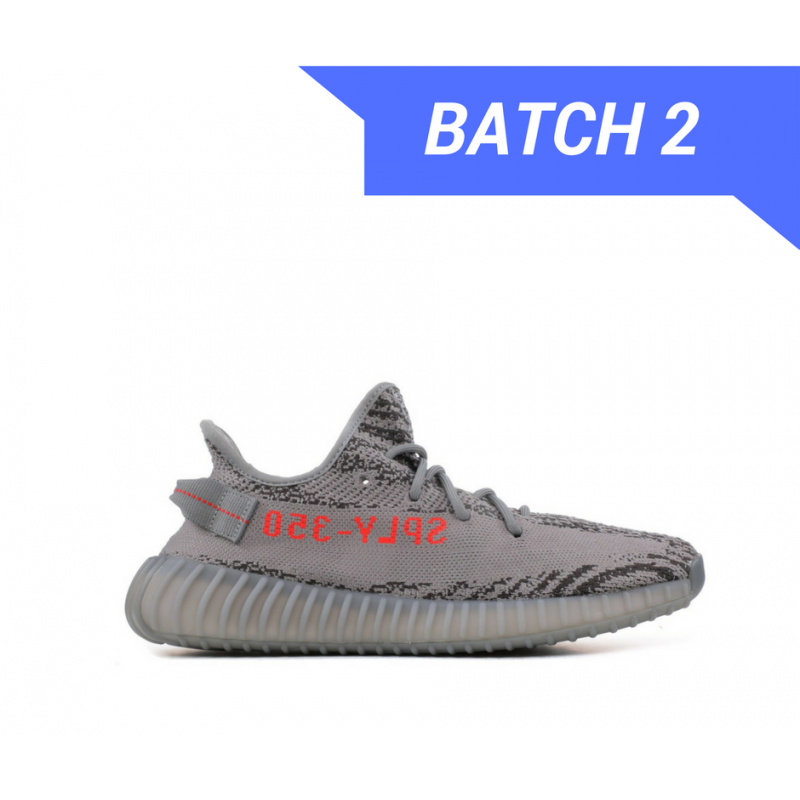 1d7454c7a Adidas Yeezy Boost 350V2 Real Boost Beluga 2.0