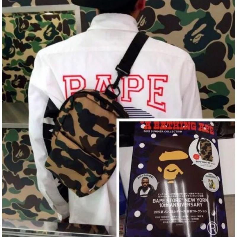 859990c61fbf Bape Travel Bag