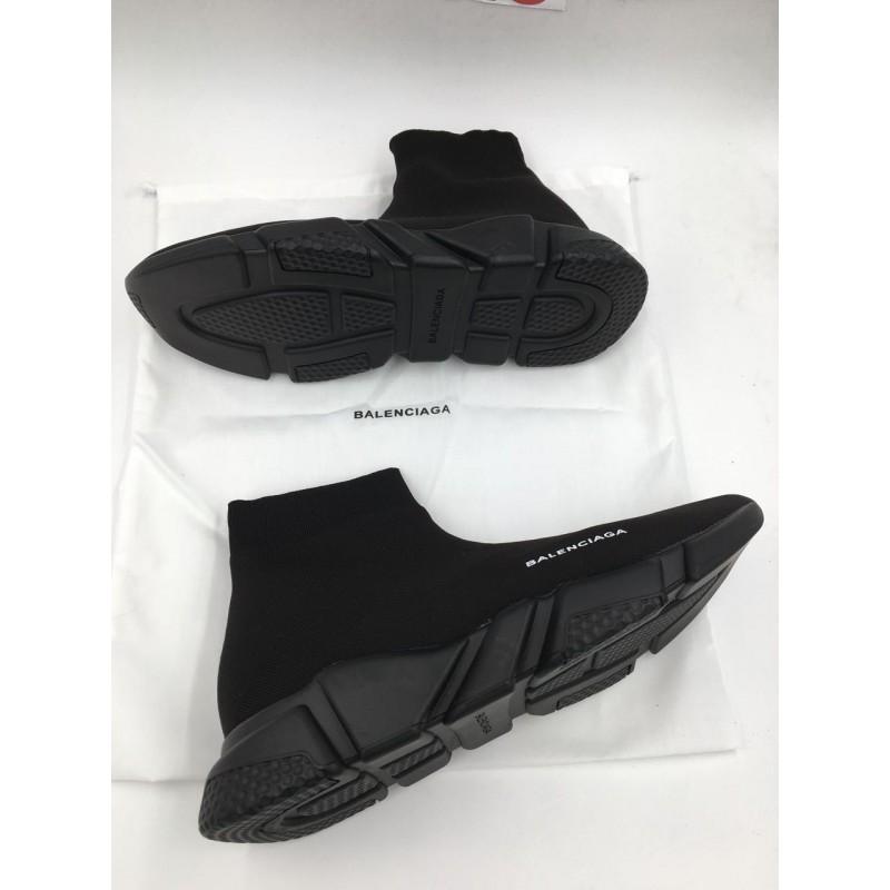 Balenciaga Speed Trainer Triple Black   PREMIUM QUALITY   BATCH 1   e8403e94350d