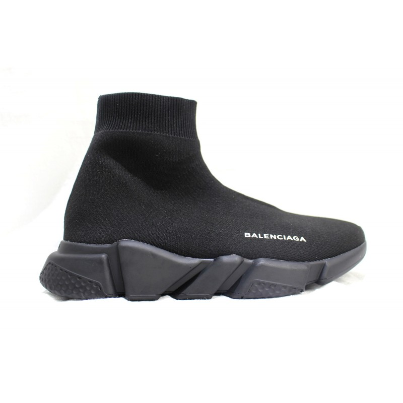 0229389516e69 Balenciaga Speed Trainer Triple Black