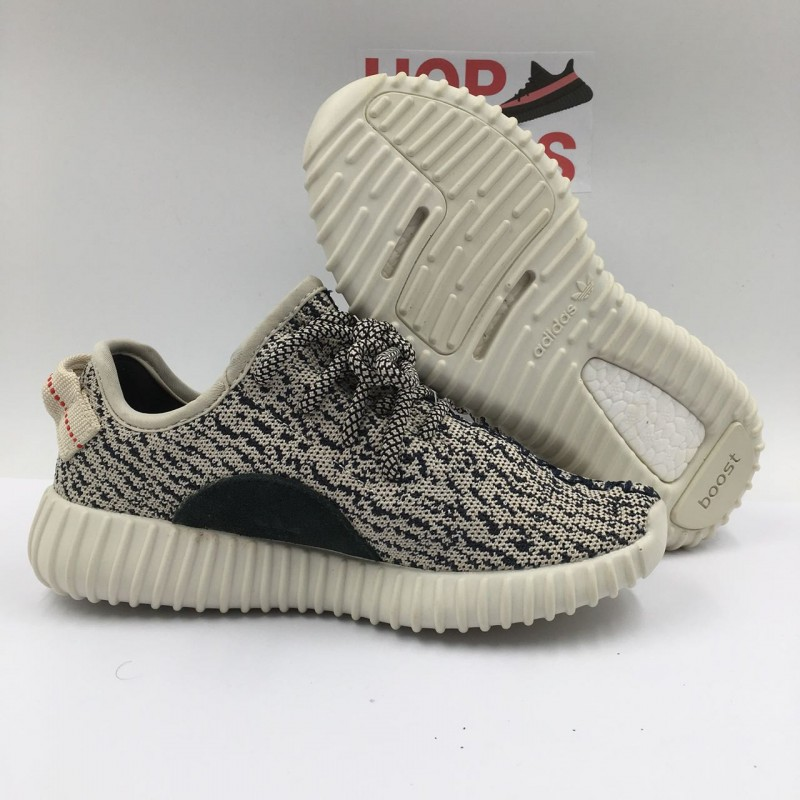 """new concept c5d16 654e4 [ KIDS ] Adidas Yeezy Boost 350 """"Turtle Dove"""" AQ483229 [ REAL BOOST TOP  VERSION ]"""