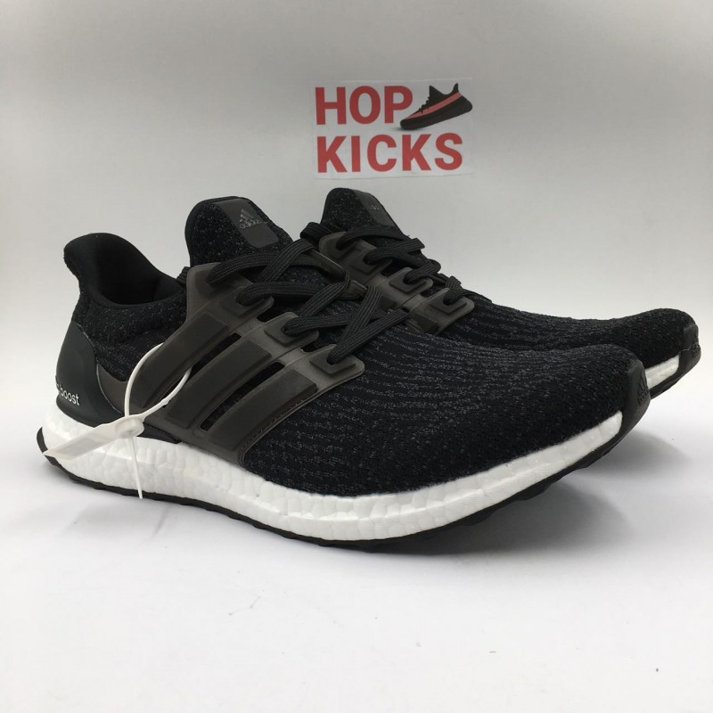 """1dc806be76b Adidas Ultra Boost 3.0 """"Core Black"""" Real Boost BA8842   REAL BOOST   TOP"""
