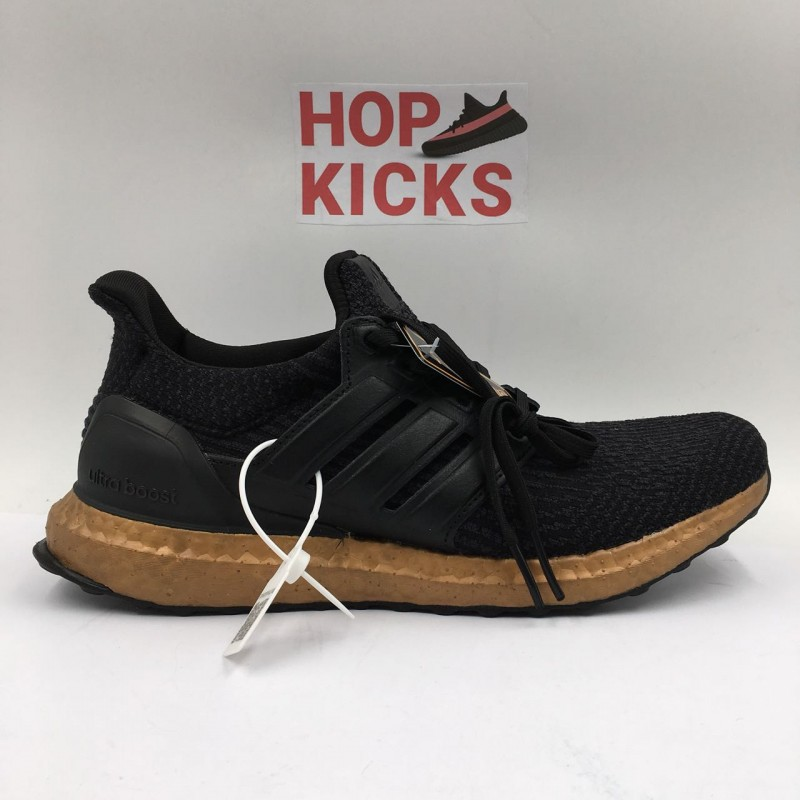 "hot sale online 81222 3e91f Adidas Ultra Boost 3.0 ""Black/Bronze"" Real Boost BA892227 [ REAL BOOST /  TOP QUALITY VERSION ]"