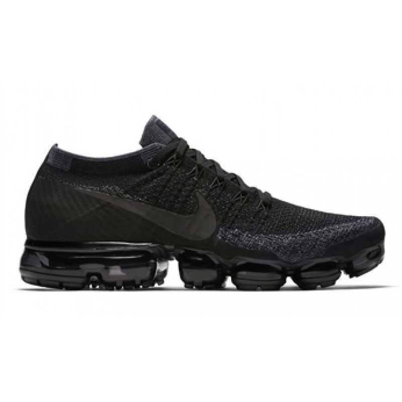 Nike air Vapor Max triple black [ REAL CUSHIONING BOUNCE ]