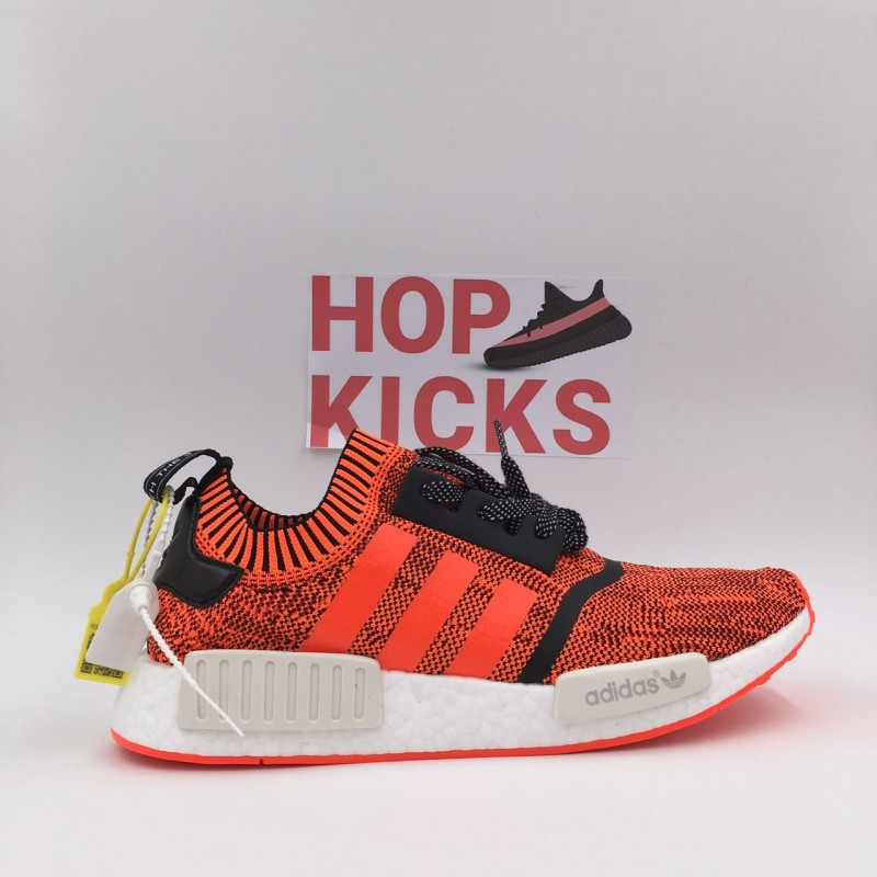 the latest ee642 27f63 NMD R1 PK NYC Red Apple [ MARKET VALUE 4000$ PLUS]