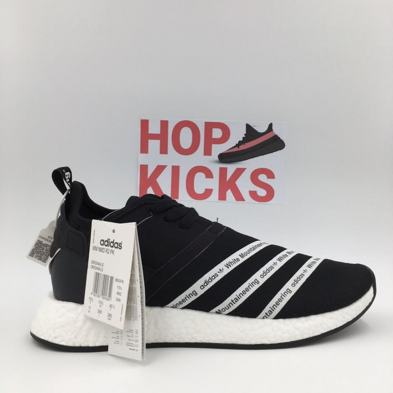 info for 6e99b 0dc77 NMD R2 White Mountaineering [ REAL BOOST / PREMIUM / MOST HYPED ]