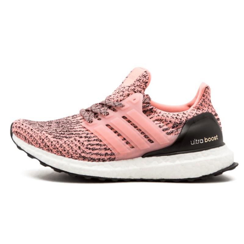 fdee3e8a1877d Ultra Boost 3.0 Still Breeze Pink Salmon Black Women