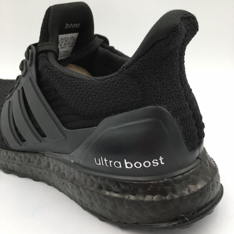 b2847129807 Ultraboost 3.0 Reigning Champ Triple Black   REAL BOOST   TOP MATERIALS
