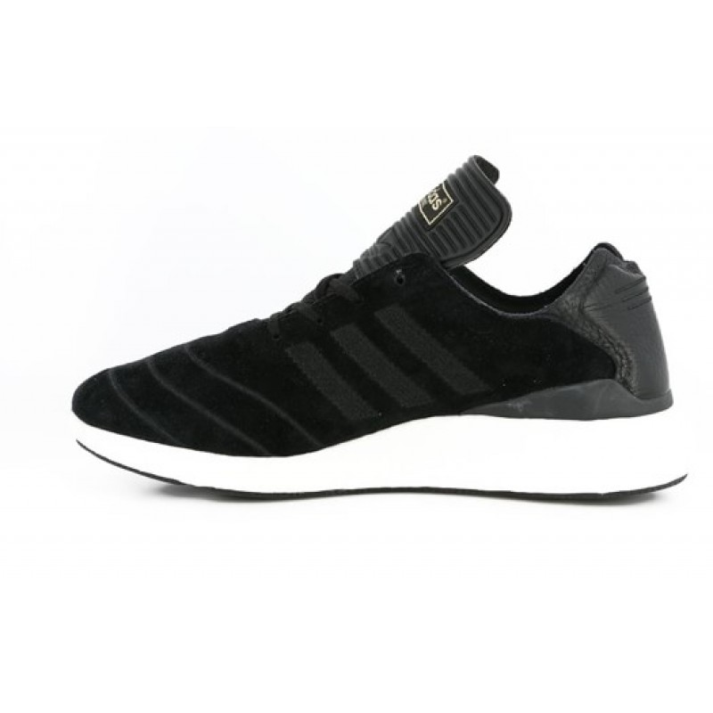 70ee74a85ac Adidas Busenitz Pure Boost Black